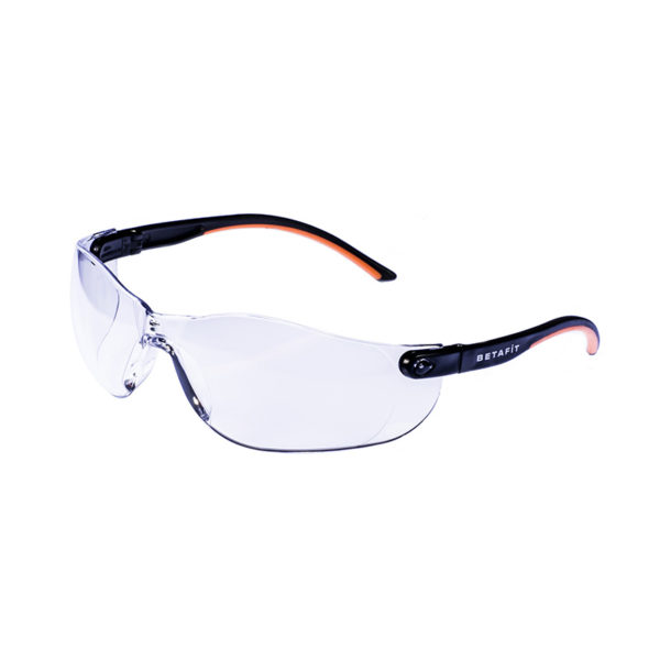 Montana, Clear Anti-Scratch Safety Eyewear | BETAFIT PPE Ltd