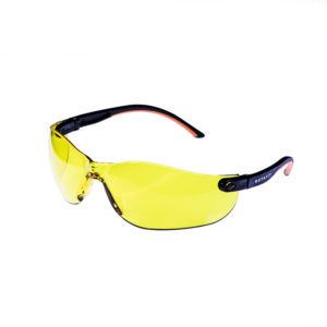 Montana, Amber Anti-Scratch Safety Eyewear | BETAFIT PPE Ltd