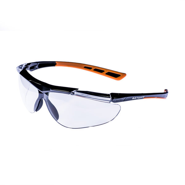Lucerne, Clear Anti-Mist Safety Eyewear | BETAFIT PPE Ltd