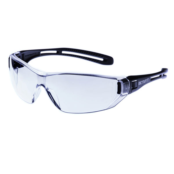 Torino, Clear Anti-Scratch Safety Eyewear   BETAFIT PPE Ltd