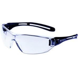 Torino, Clear Anti-Scratch & Anti Mist Safety Eyewear | BETAFIT PPE Ltd