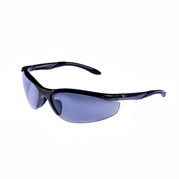 Xcess Smoke Grey Anti-Scratch Eyewear | BETAFIT PPE Ltd