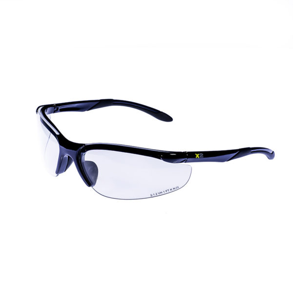 XCESS Clear Anti-Scratch & Mist Safety Glasses | BETAFIT PPE Ltd