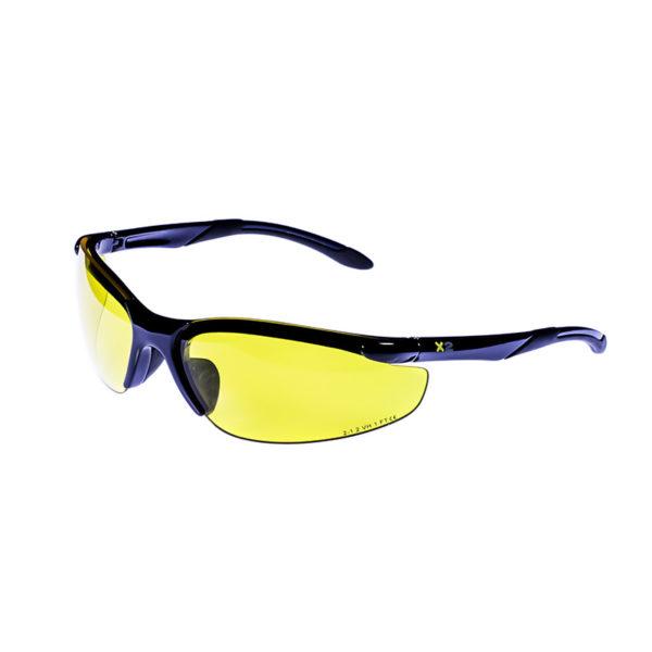 Xcess, Amber Anti-Scratch Safety Eyewear | BETAFIT PPE Ltd