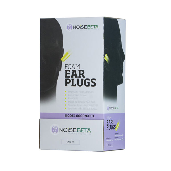 Industrial Ear Plugs - Dispenser Box | BETAFIT PPE Ltd