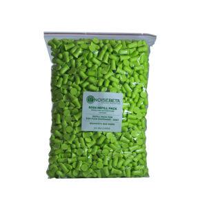 HP6060 XLP Earplugs Refill Pack - Disposable | BETAFIT PPE Ltd
