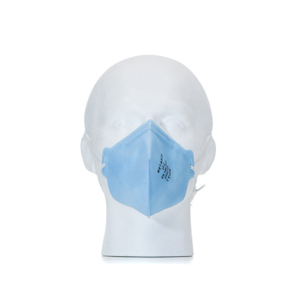 FFP2 Vertical Fold Flat Respirator Mask | BETAFIT PPE Ltd