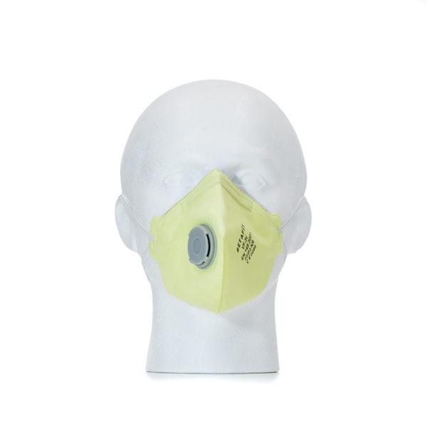 Fold Flat Respirator Mask - Vertical, FFP3   BETAFIT PPE Ltd
