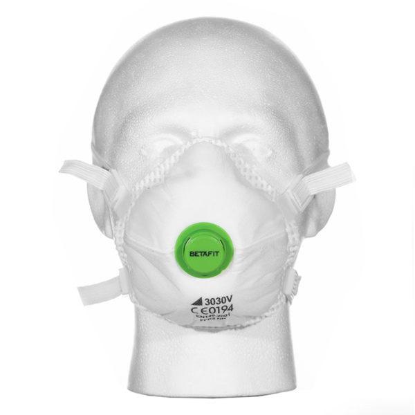 FFP3V Premium Moulded Respirator