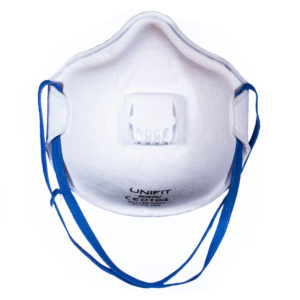 Moulded Respirator Mask - FFP2V| BETAFIT PPE Ltd