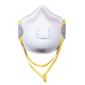 FFP3V Moulded Disposable Respirator | BETAFIT PPE Ltd