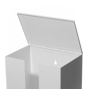 Metal Wall Dispenser For RP3020V (3) | BETAFIT PPE Ltd