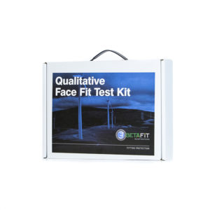 Face Fit Test Kit - Cardboard Carry Case | BETAFIT PPE Ltd