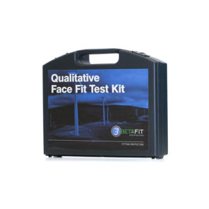 Face Fit Test Kit - Plastic Carry Case | BETAFIT PPE Ltd