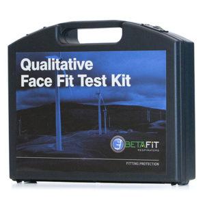Face Fit Test Kit - Plastic Carry Case | BETAFIT PPE Ltd