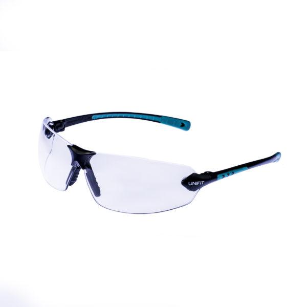 UNIFIT Verona Clear Anti-Scratch Safety Eyewear | BETAFIT PPE Ltd