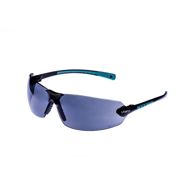 UNIFIT VERONA Anti-Scratch Safety Eyewear - Smoke-Grey   BETAFIT PPE Ltd