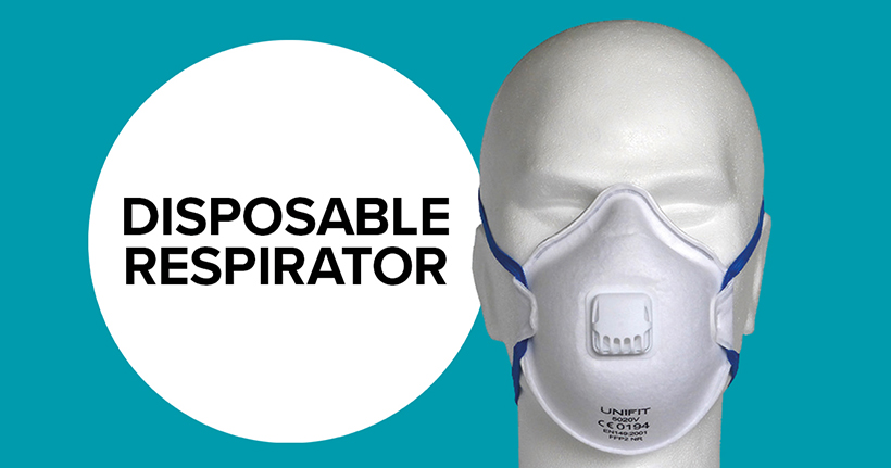 disposable-respirator