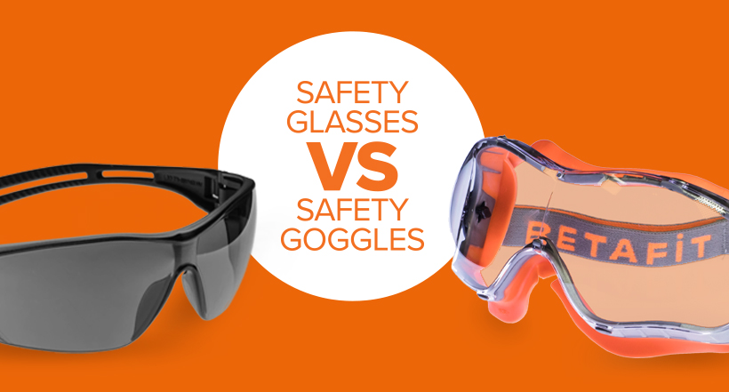 Protective Safety Goggles | BETAFIT PPE Ltd