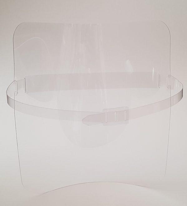 Reusable Clear Protective Face Shield (2)   BETAFIT PPE Ltd