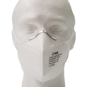 FFP2 Fold-Flat Disposable Respirator | BETAFIT PPE Ltd