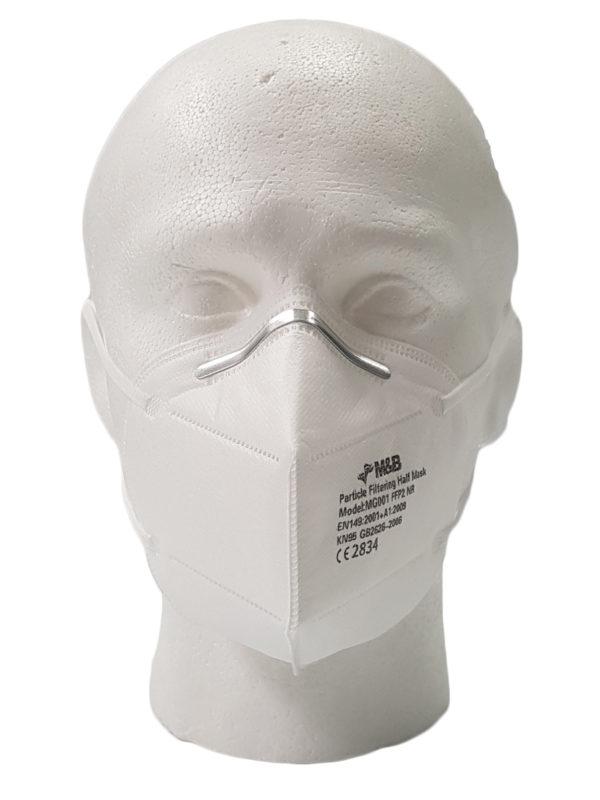 FFP2 Fold-Flat Disposable Respirator   BETAFIT PPE Ltd