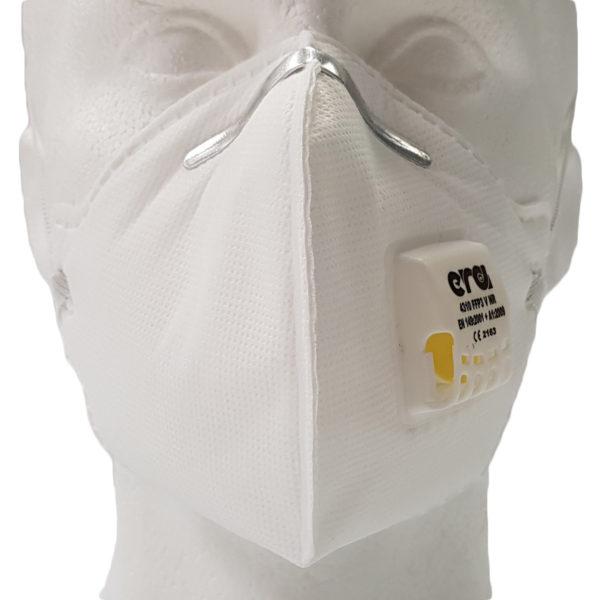 Trimmed FFP3 Disposable Respirator With Valve   BETAFIT PPE Ltd