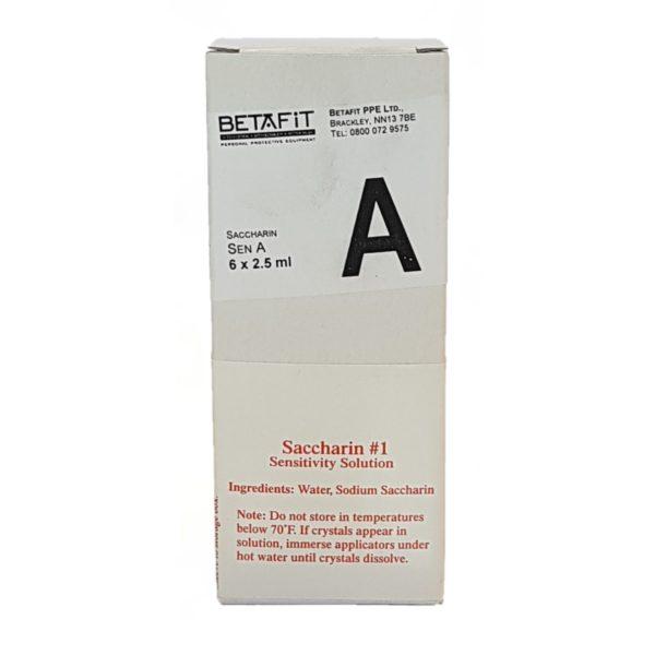 RP9948 Saccharin Sensitivity A Solution (Old) | BETAFIT PPE Ltd