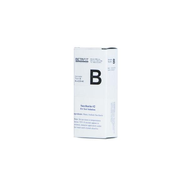 RP9949 Saccharin B Test Solution | BETAFIT PPE Ltd