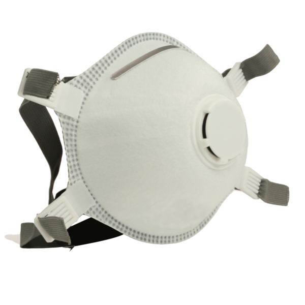 New FFP3 Moulded Valved Disposable Respirator | BETAFIT PPE Ltd