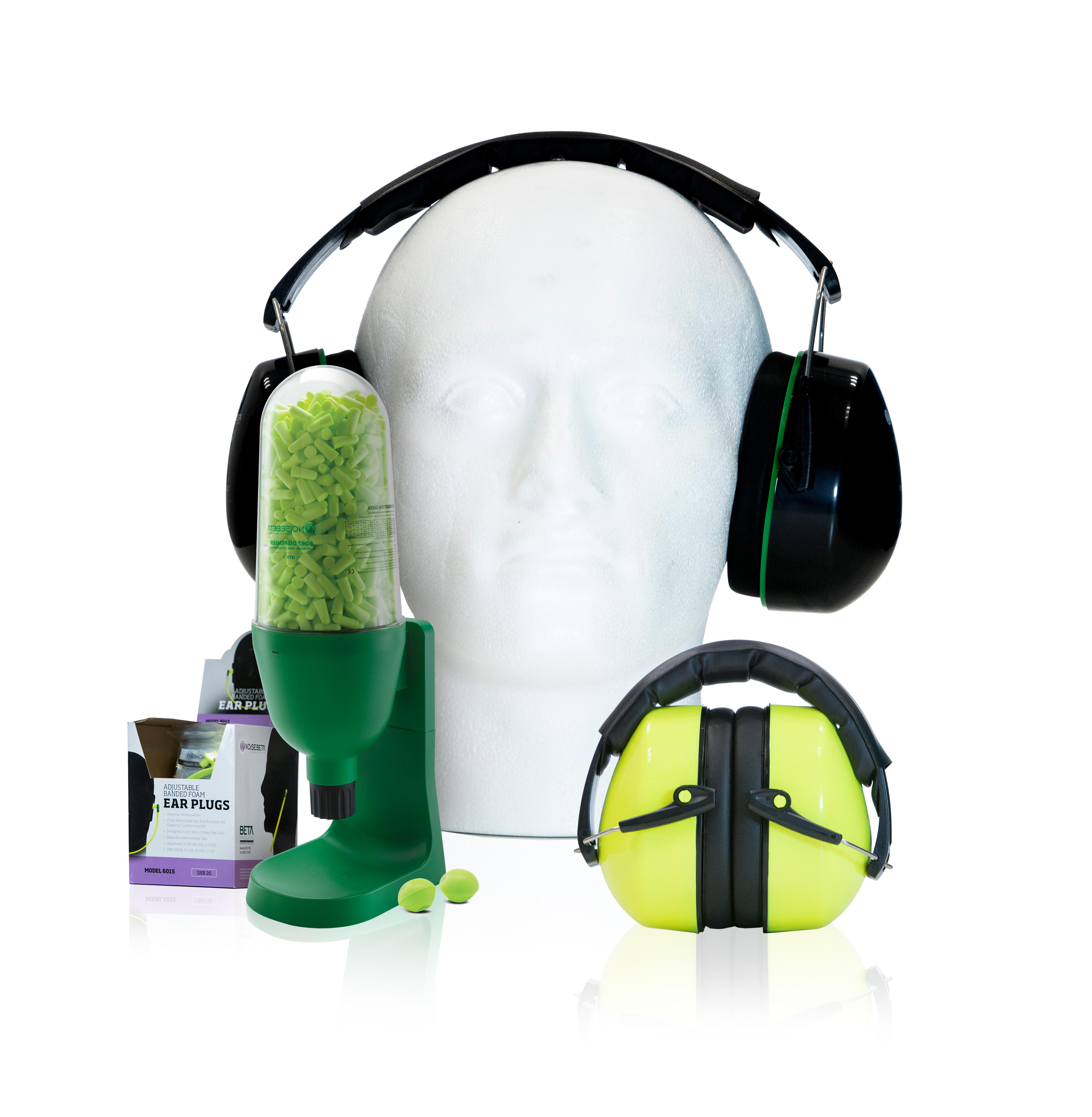 What Is Tinnitus - Hearing Protection Range | BETAFIT PPE Ltd
